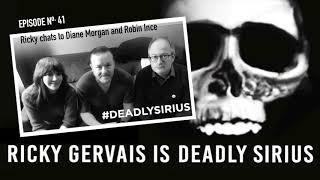RICKY GERVAIS IS DEADLY SIRIUS #041