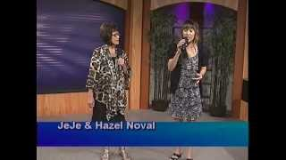 JeJe and Hazel Noval - Consider the Lilies