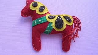 Make A Beautiful Toy Horse - Diy Crafts - Guidecentral