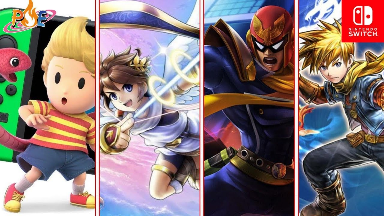 Earthbound, Kid Icarus, F-Zero & Golden Sun! - ONE is Coming Back in 2019!  | PE Prediction