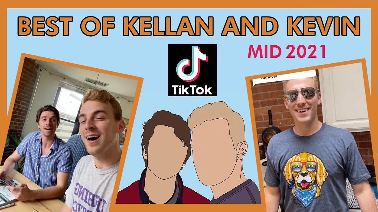 Best Kellan and Kevin TikToks Compilation | Summer 2021