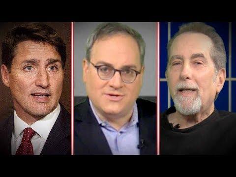 Ezra Levant: Trudeau checking Canadians credit records?