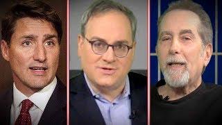 Ezra Levant: Trudeau checking Canadians' credit records?