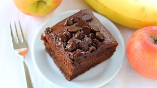 Guilt Free Chocolate Brownies Recipe - Healthy And Vegan
