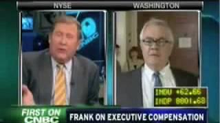 Barney Frank tells CNBC