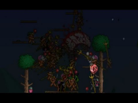 Terraria - THE CURSE OF THE OLD MAN - Episode 9 - YouTube
