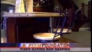 Fixed Bar Stools