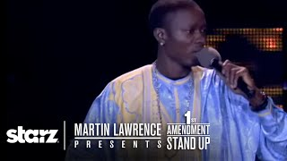 Martin Lawrence 1st Amendment Stand Up: Michael Blackson