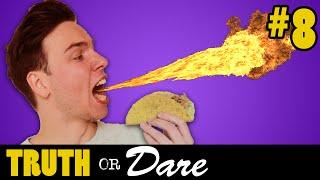 PITTIGSTE TACO OOIT! Truth or Dare #8