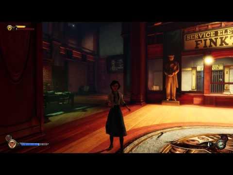 BioShock Infinite - Coin Flip FROM AFAR!