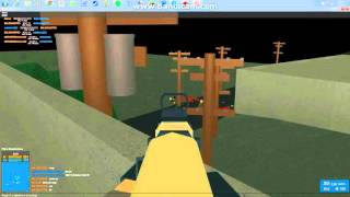 Roblox Phantom Forces AK12 AND SCAR-L Gameplay