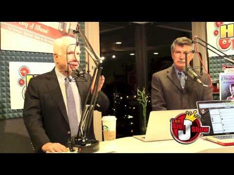 The Big J Show - Senator John McCain