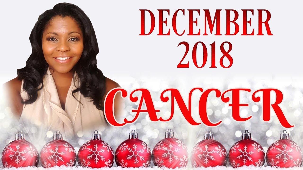 cancer daily horoscope december 2018