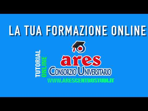 6 ARES Consorzio Universitario - Contattare il docente