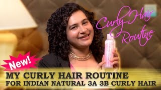 Indian curly hair routine [BEST SHAMPOO]