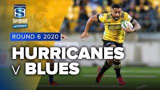 Super Rugby Aotearoa | Hurricanes v Blues  Rd 6 Highlights