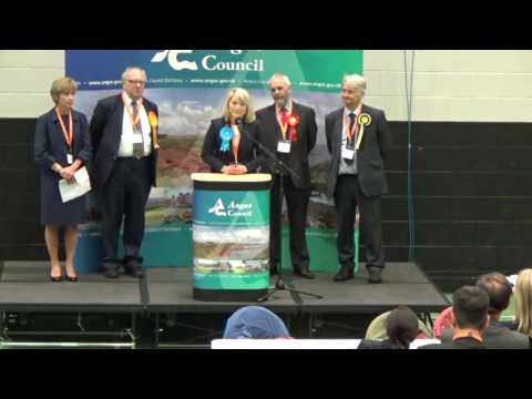 Angus General Election Declaration