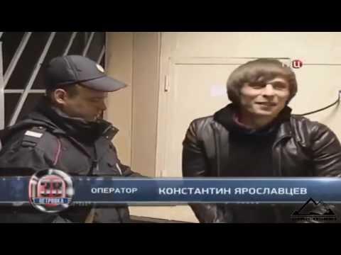 Задержание дерзких чеченцев (ответ мусорам)