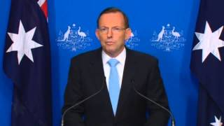 Sydney siege  Australian PM pays tribute to siege victims Thumbnail