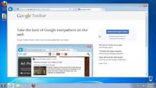 How to Add Google Toolbar to Internet Explorer Browser