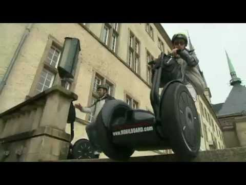 RTL De Magazin - Discover Luxembourg by Segway