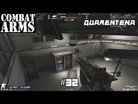 Combat Arms    Gameplay Quarentena Overdose #32