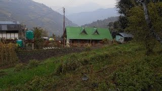 Kagay in Winter - Darjeeling Kalimpong - Experience West Bengal - Sweetest Part of Incredible India
