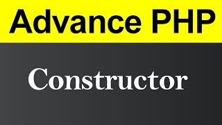Constructor in PHP (Hindi)