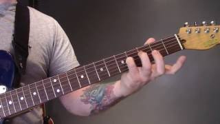 Wolf Alice - Turn To Dust Guitar Lesson