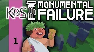 Monumental Failure Ep 1: Stone…