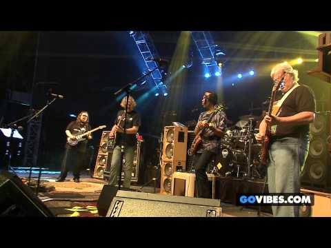 """Dark Star Orchestra performs """"Bird Song"""" at Gathering of the Vibes Music Festival 2014"""