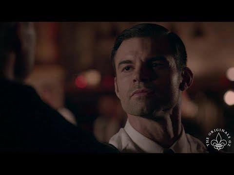 The Originals 5x05 FLASHBACK: Elijah & Klaus threaten August. August is Antoinette father