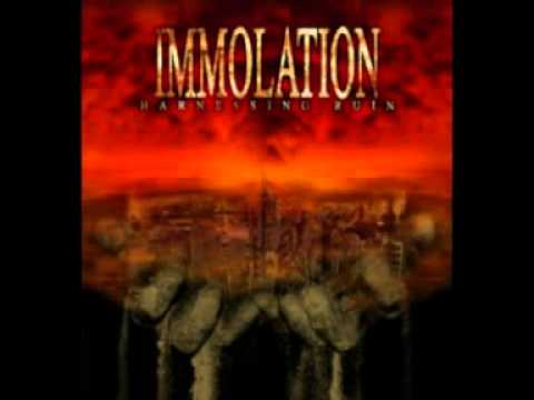 Immolation -Son of Iniquity