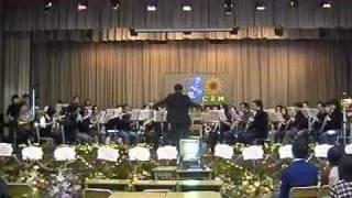 東華三院陳兆民中學管樂團30周年校慶演出(1/2)afric
