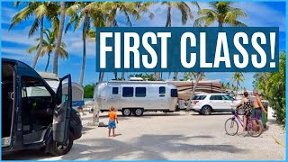 FIRST CLASS! SUNSHINE KEY RV RESORT FLORIDA KEYS (RV LIVING FULL TIME)