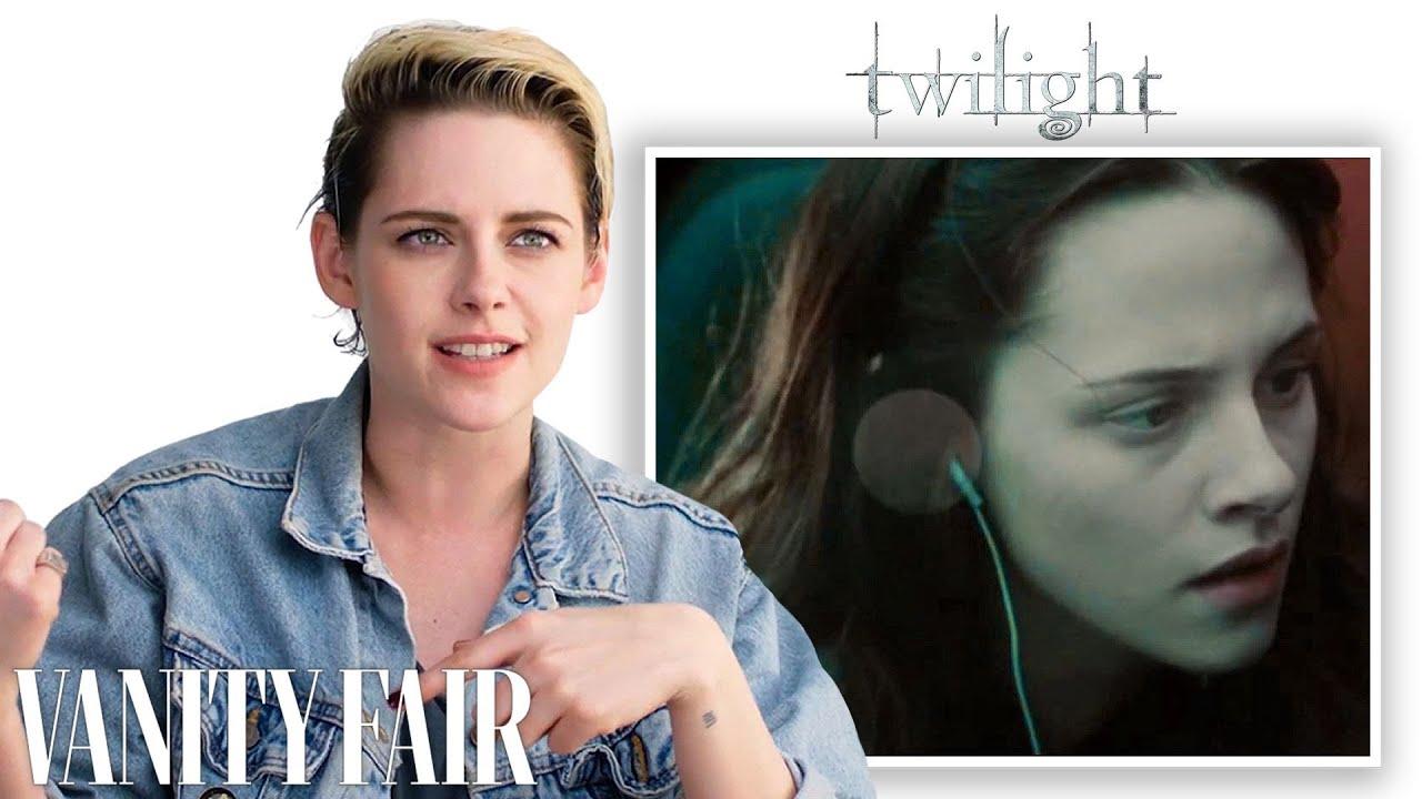 Kristen Stewart Breaks Down Her Career, from Panic Room to Twilight | Vanity Fair