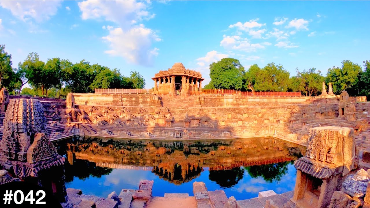 Download This time I visited Historic Place - Modhera Sun Temple | Mehul Solanki