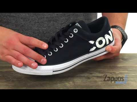 Converse Chuck Taylor® All Star® High Street Wordmark Ox SKU: 8987995