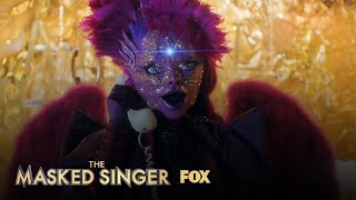 The Clues: Night Angel | Season 3 Ep. 14 | THE MASKED SINGER