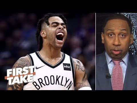 Nets are beating the Lakers & Knicks as the top free agency destination – Stephen A. | First Take