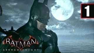 تختيم لعبة : BATMAN ARKHAM KNIGHT - الحلقة الأولى / PS4