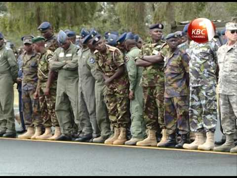 Kenya and the US launch a training program for KDF in war against extremism
