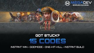 AGE OF EMPIRES II - DEFINITIVE EDITION Cheats: Godmode, OHK, Instant Win, ... | Trainer by MegaDev