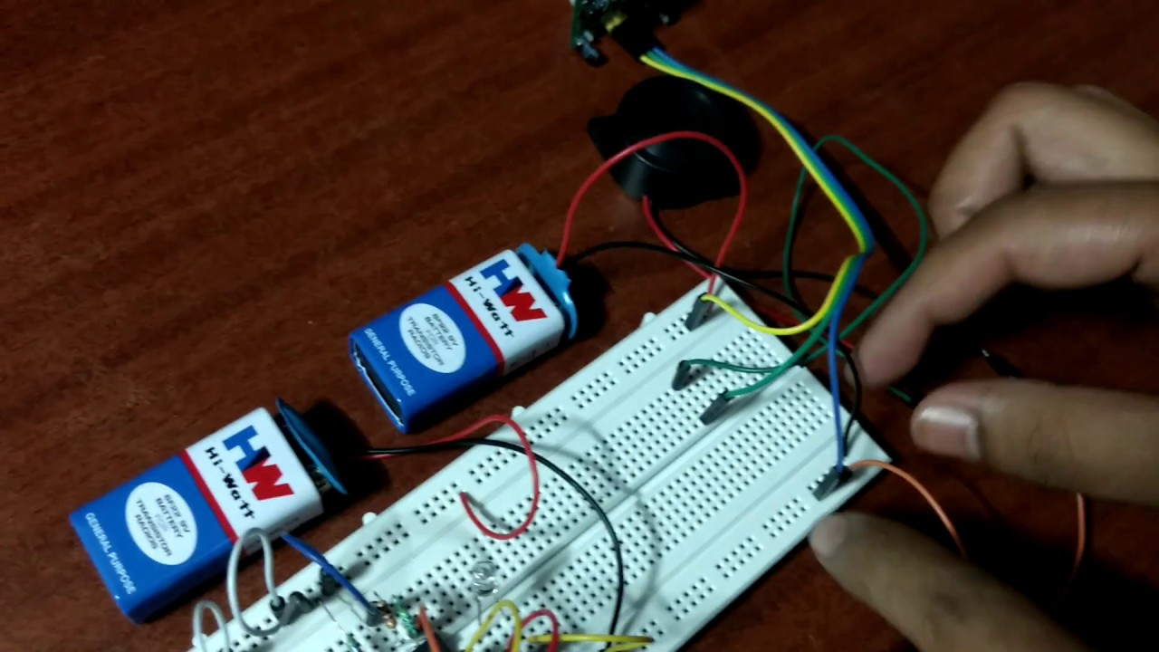 How To Make A Fire Alarm Circuit Explanation Working Youtube Using Thermistor 038 Ne555