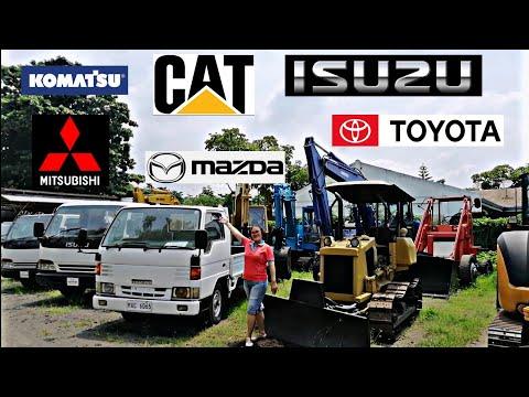 Surplus Heavy Equipment, Dump, Elf, Bongo Trucks Price In The Philippines 2019