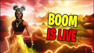 Fortnite India | Good Morning Saxi Peepul | Code- BoomHeadshot1G