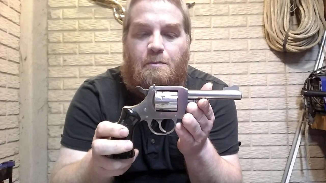 H&R model 929 930, 9 shot 22lr revolvers old cool