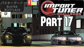 Import Tuner Challenge Part 17 Xbox 360 - The Unstoppable Supra!