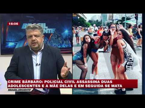 BRASIL URGENTE MINAS 15/05/2018