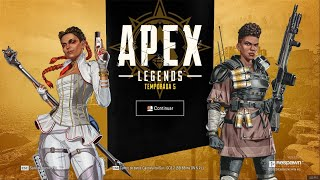 Apex Legends  * Streamer Latino * Reto de 12 horas